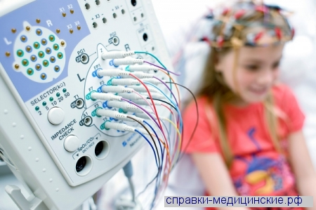 ЭЭГ головного мозга 1200 руб