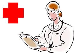 Медицинскую справку на права в Одинцово